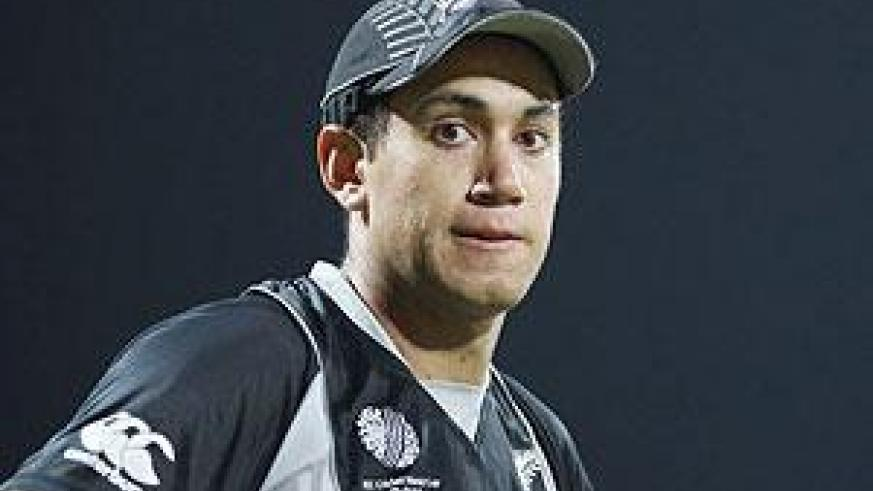 Ross Taylor has completed his switch from Rajasthan Royals to Delhi Daredevils in the IPL. Net photo.