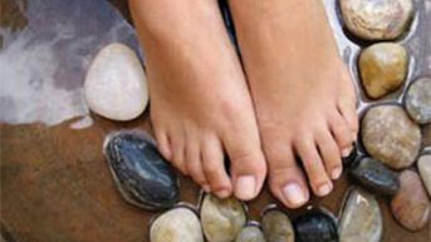 Feet need extra care as they affect general body functioning. Net photo.