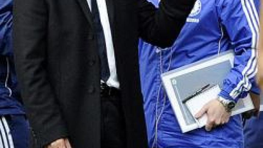 Interim manager Roberto Di Matteo has led Chelsea into the Champions League semifinals but needs to do more. Net photo.