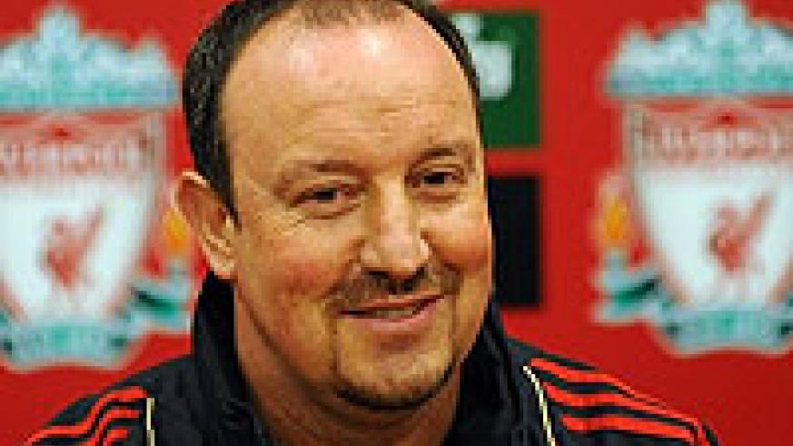 Rafael Benitez has been without a team since 2010. Net photo.