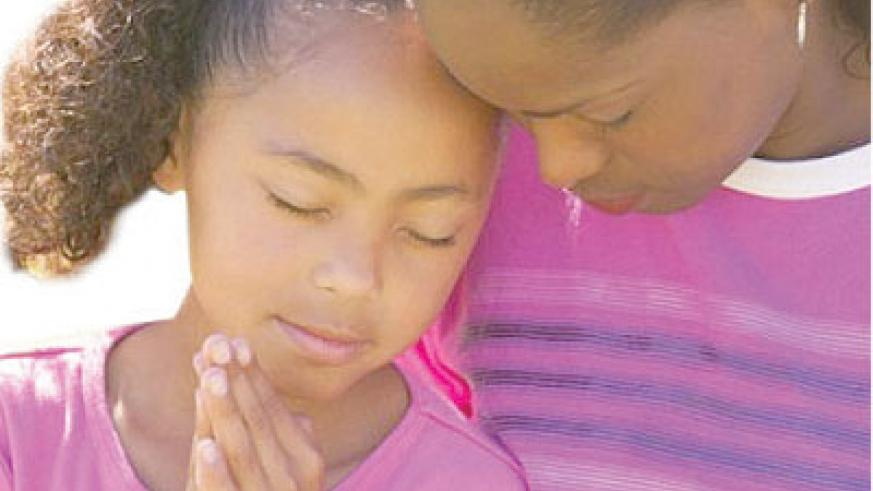 When we ask God for forgiveness through prayer, he will grant it. Net photo.