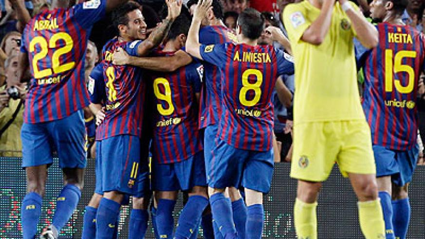 Barcelona have accumulated 578 million euros while Real have accumulated 589 million euros in debt. Net photo.