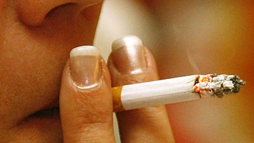 Smokers have a high risk of developing lung cancer. Net photo.