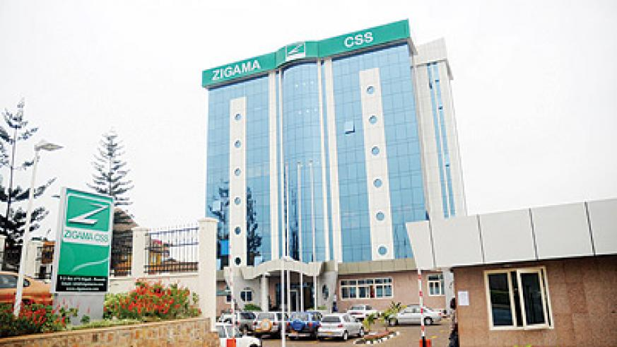 Zigama CSS  Head offices. The New Times / File.