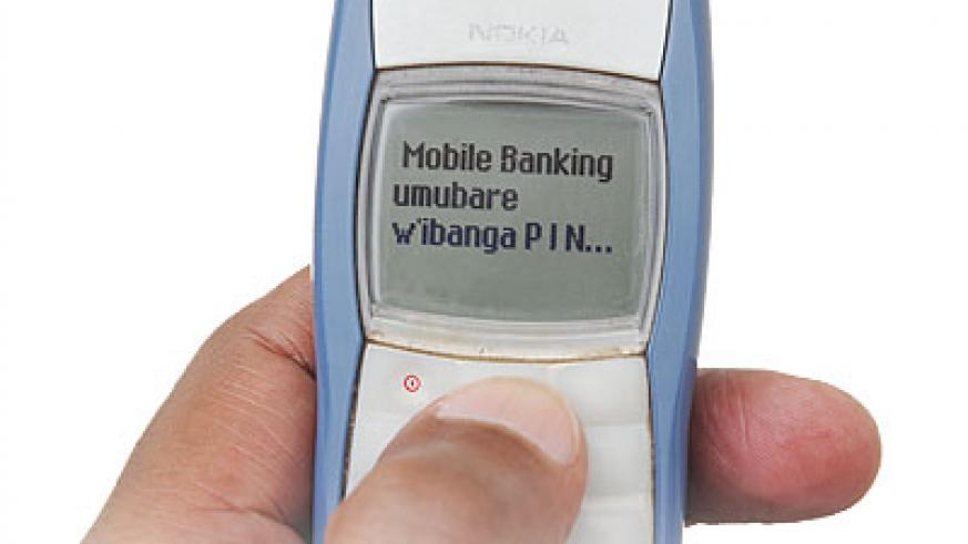 Cyber crime remains a serious problem for clients of mobile money banking.