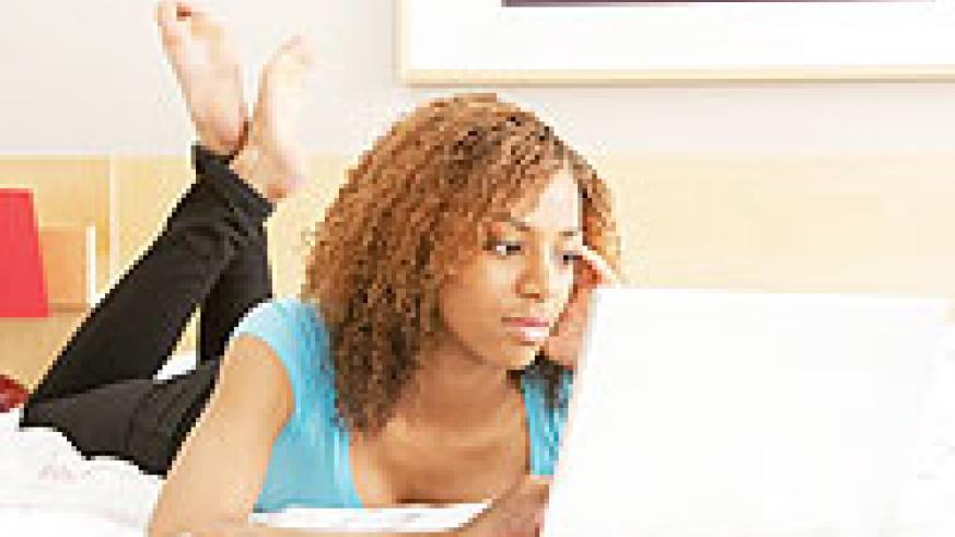 Long distance relationships depend on trust and lots of digital communication to survive. Net photo.