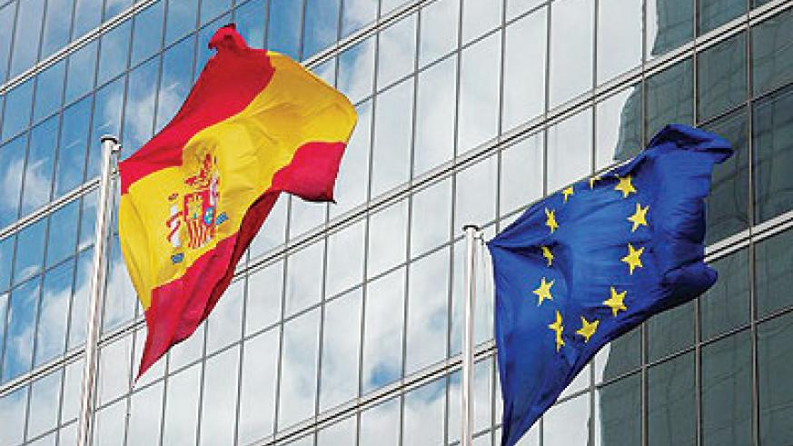 Eurozone Woes Spain Bank Bailout Will Just Kick EU Problems Down the Road. Net photo.