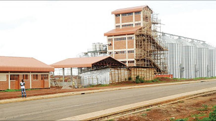 The Kigali Special Economic Zone in Gasabo District. The  New Times / File.