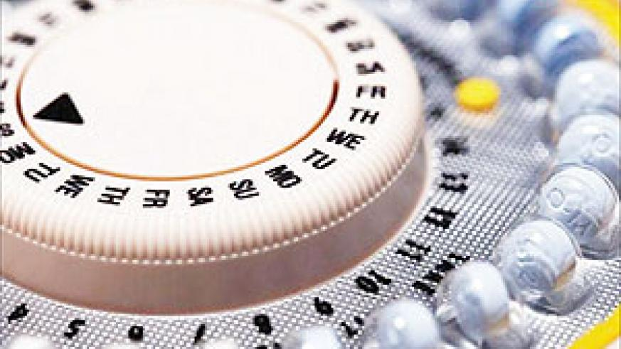 The birth control pill is a contraceptive that women can access over the counter. Net photo.