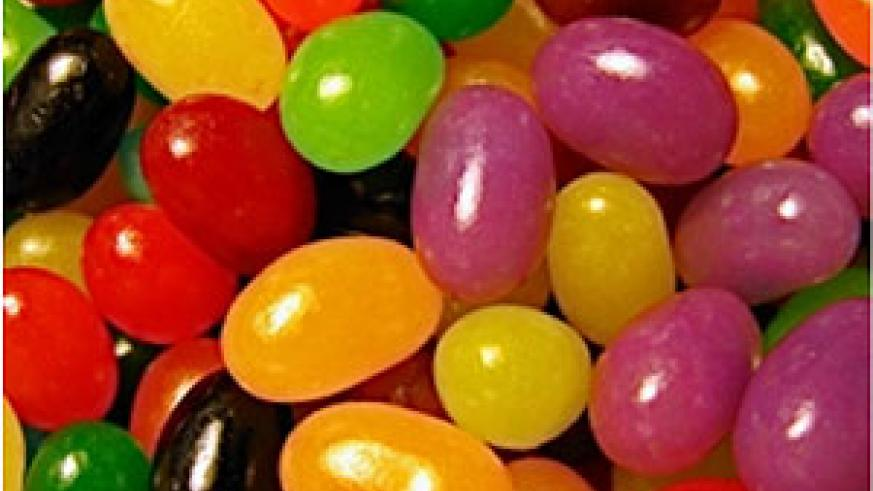 Which jelly bean is the best dancer? Net photo.