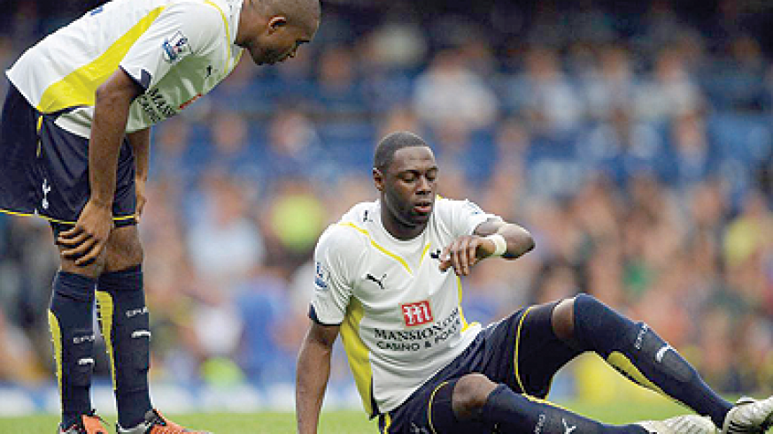 Ledley King's injury-ravaged career came to an end on Thursday. Net photo.