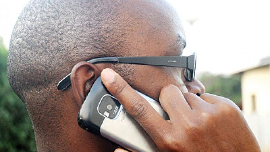 RURA targets six million mobile users by the end of this year. The New Times / File.