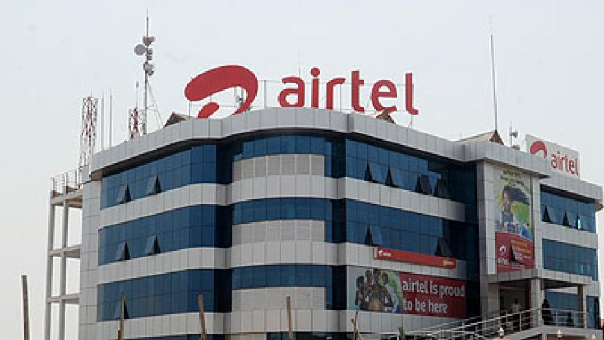 Airtel is one of the major invetments registered in Rwanda last year. The New Times / File.