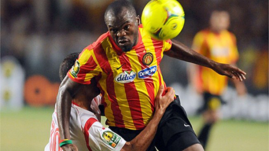 Esperance du Tunis will rely on striker Moussa Maazou for goals against archrivals Etoile du Sahel on Sunday. Net photo.