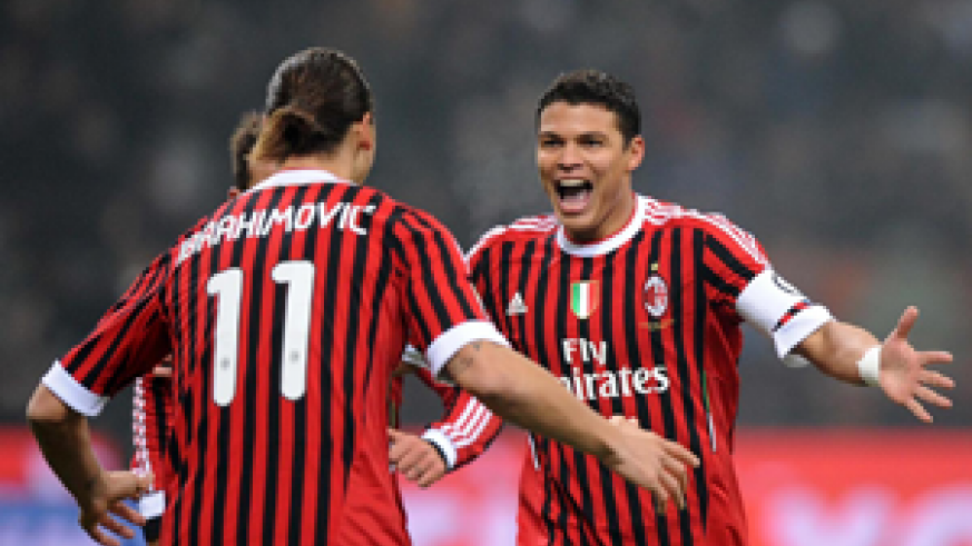 Big spending PSG snapped up Zlatan Ibrahimovic and Thiago Silva from AC Milan. Net photo.