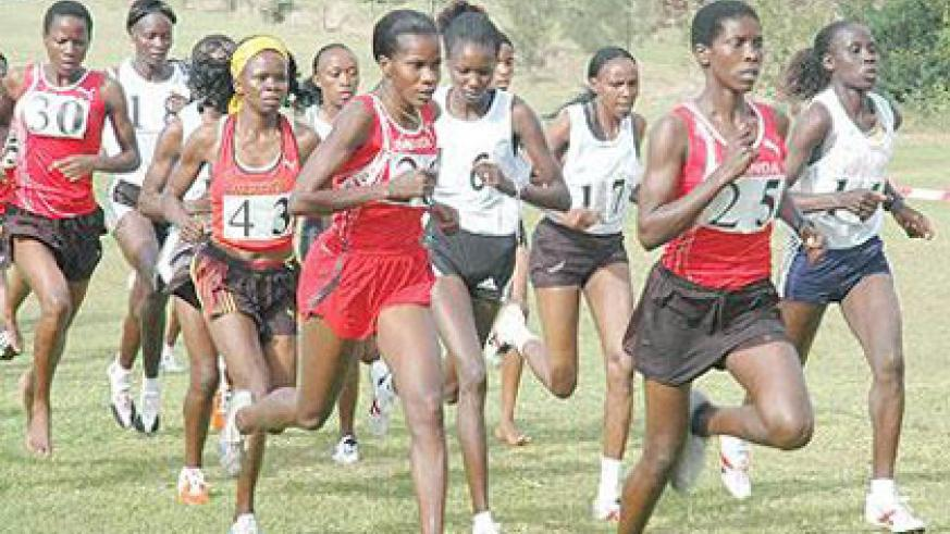Rwanda has been blessed with good female athletes. Now, we must find a way to help them to reach their dreams.