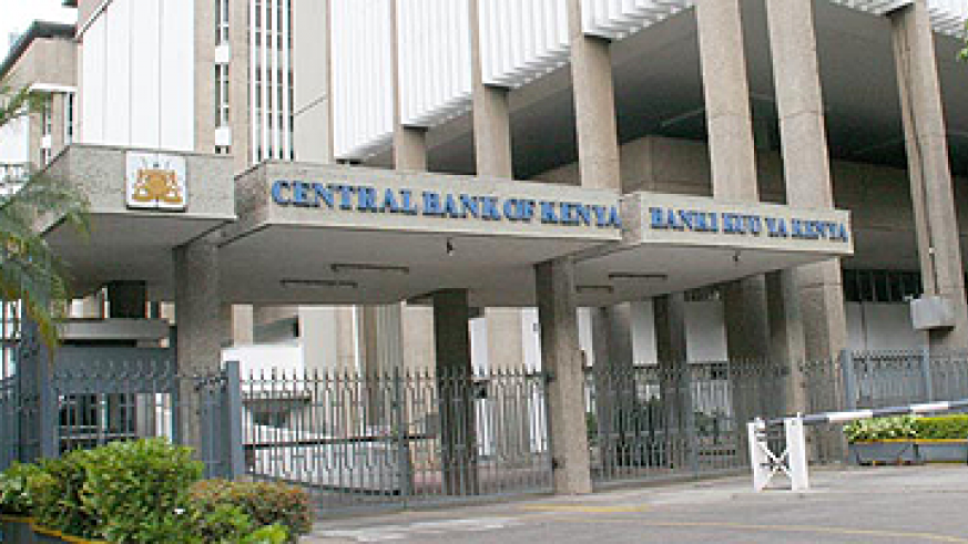 The Central Bank of Kenya head offices in Nairobi. Net photo.