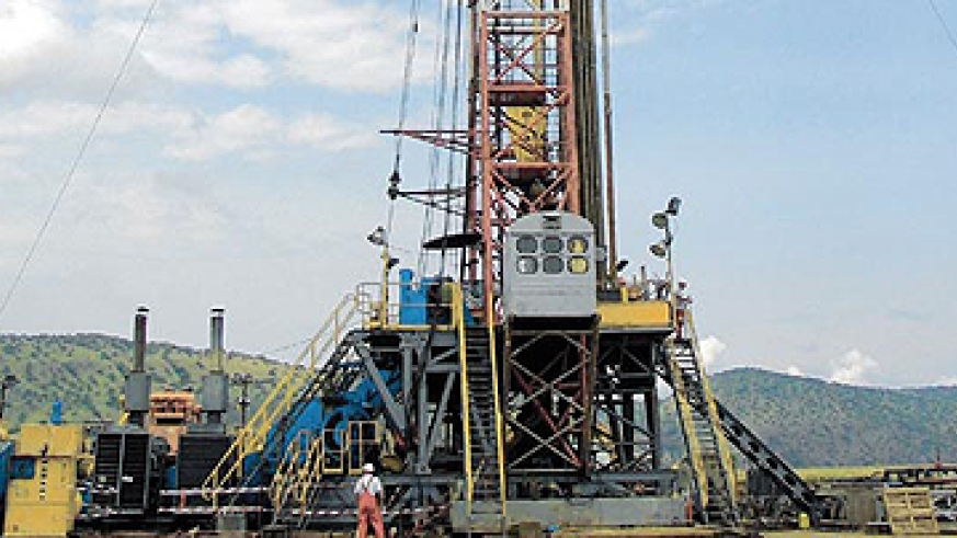 Tullow Oil and partners commenced drilling oil on a new well in northern Kenya. Net Photo.