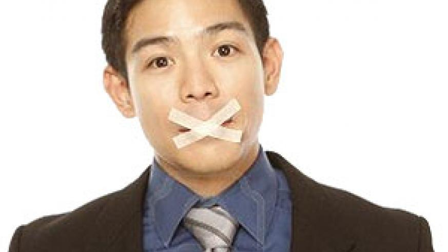 Choose the words you speak carefully. They might impact your career. Net Photo.