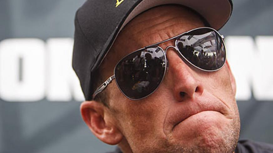 Lance Armstrong has been stripped of his seven Tour titles over doping allegations. Net photo.