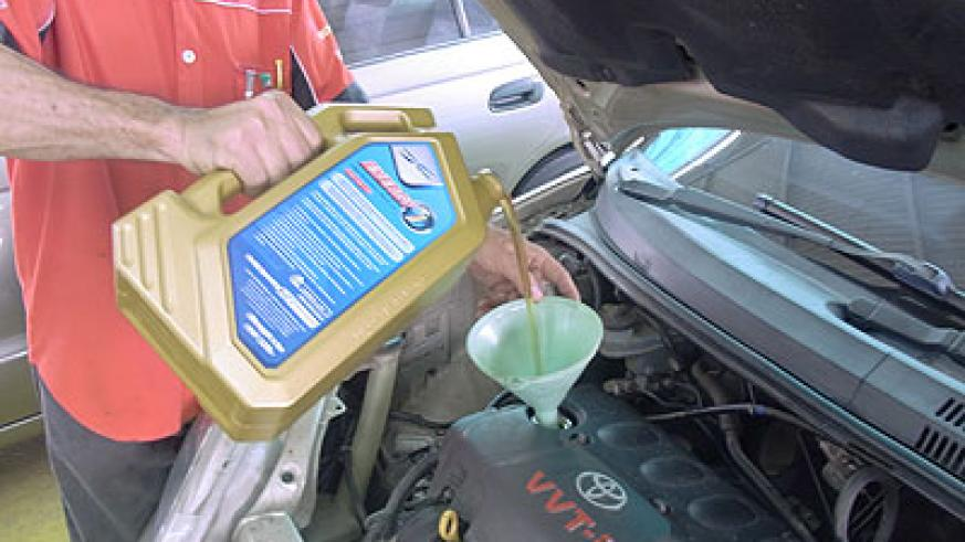 Make sure you carry out an engine oil change after every 3,000-5,000 kilometres.