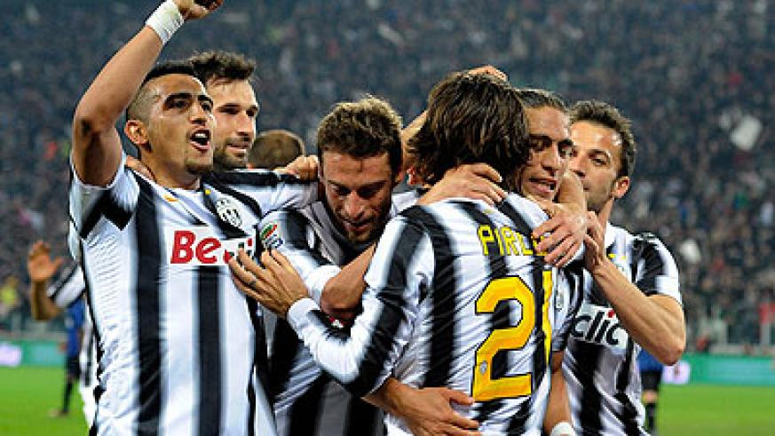 Juventus are looking to extend their unbeaten record to 50 matches. Net photo.