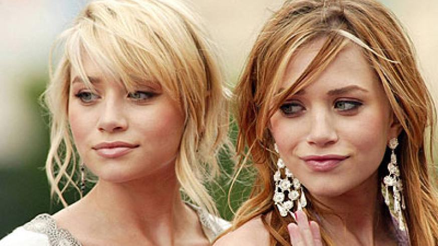 An inspiration to teenagers everywhere, the Olsen twins started their mega career steps as babies.Net photo.