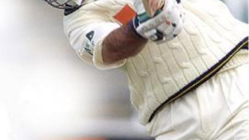 Australia vs New Zealand 2001 Second Test Ponting's 157 was the start of an amazing period of form when he went from very good to unquestionably great. Net photo.