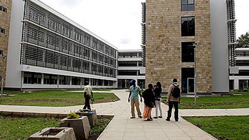 The New Headquarters of the EAC in Arush Tanzania. Net Photo.