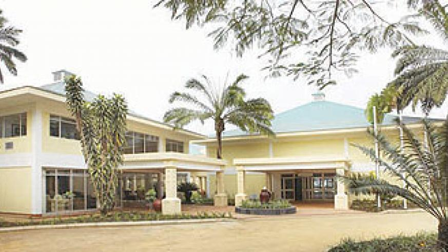 LAKE KIVU SERENA HOTEL: Lots of family-oriented activities await you while there.