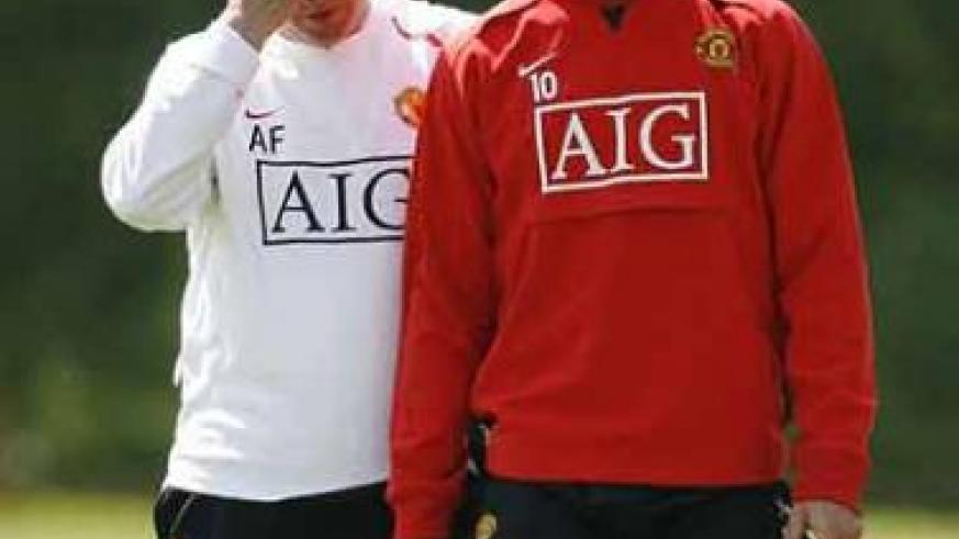 Ronaldo is the only player who has left Manchester United before Sir Alex Ferguson wanted them gone. Net photo.