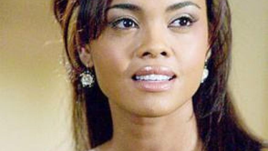 Actress Sharon Leal.