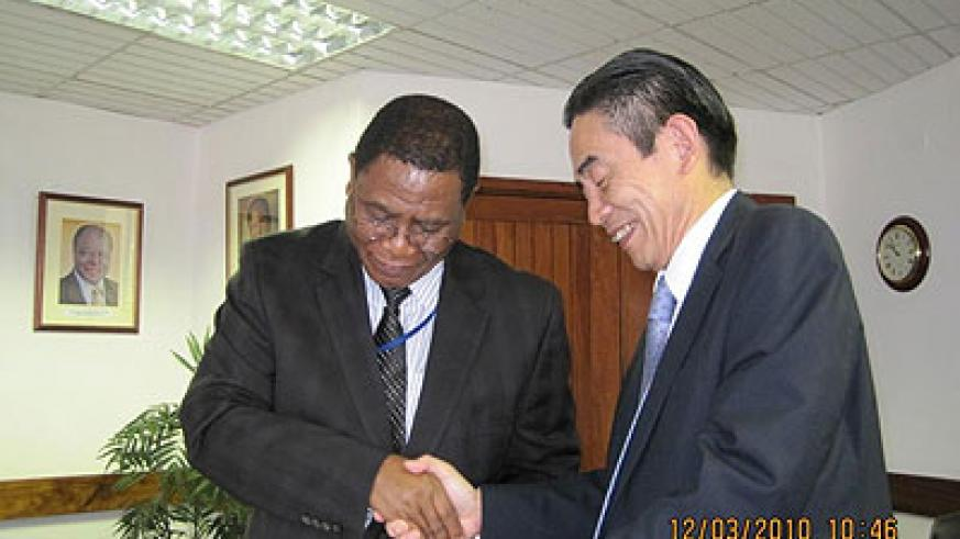 COMESA Secretary General  Sindiso Ngwenya during a past event; Firms are free to sue their respective governments in the regional court. Net photo.