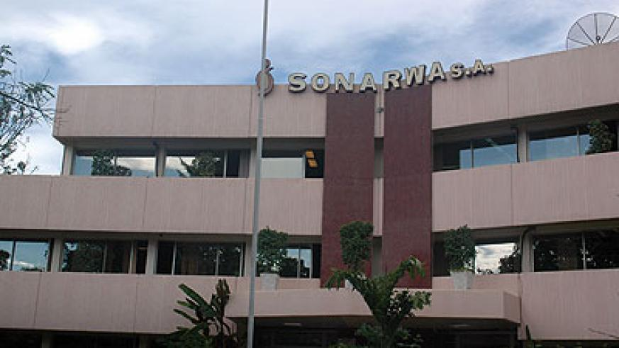 SONARWA headquarters in Kigali. The company has been split into two firms to enhance service delivery. The New Times / Timothy Kisambira