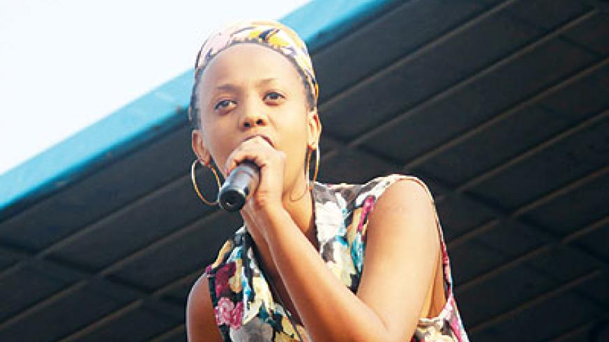 Knowless has several hits under her belt. Can she perform them live? Saturday Times/Courtesy photo.