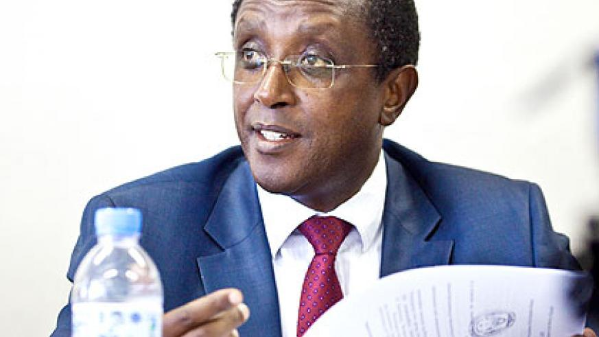 Dr Biruta says the window period will ease operationising the merger. The New TImes/ File.