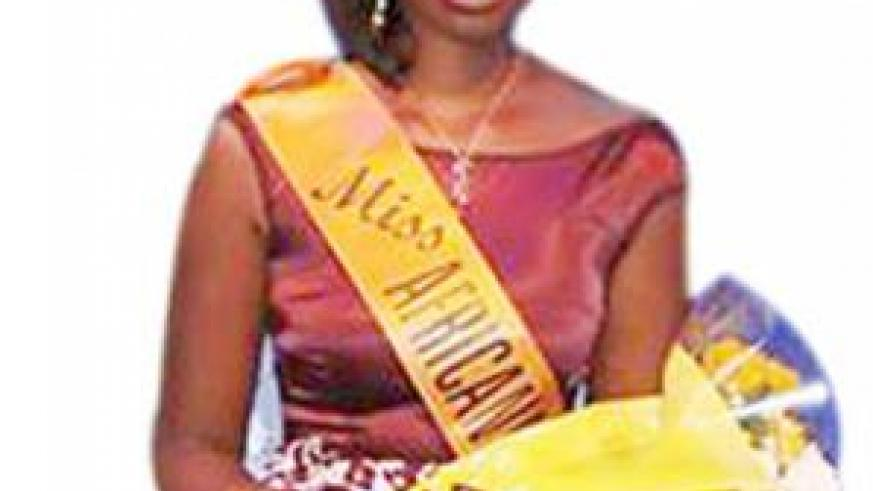 Sharamanzi after being crowned.