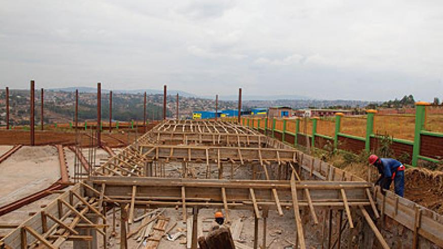 Construction is one of the sectors that have attracted the highest number of investors in the recent past. The New Times / File