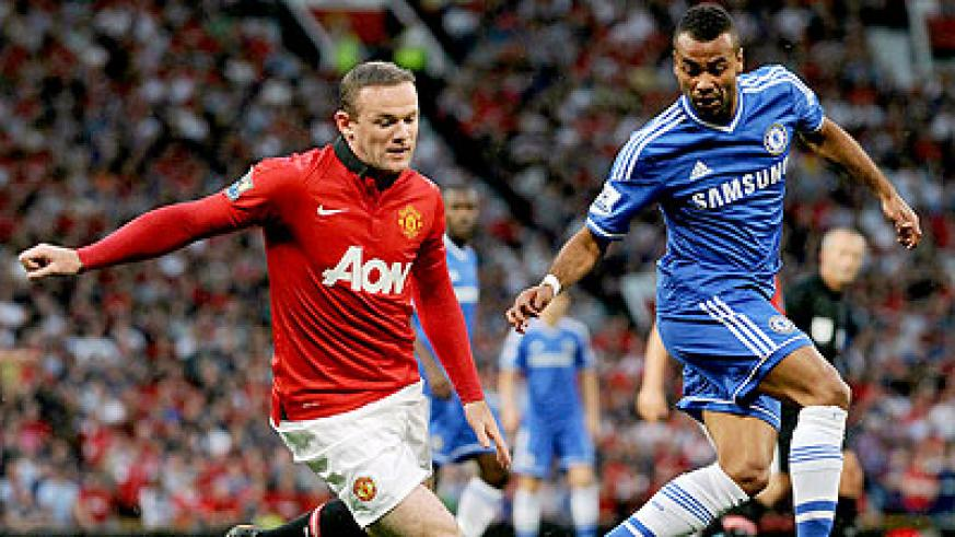 Rooney staredin United and Chelsea stalemate