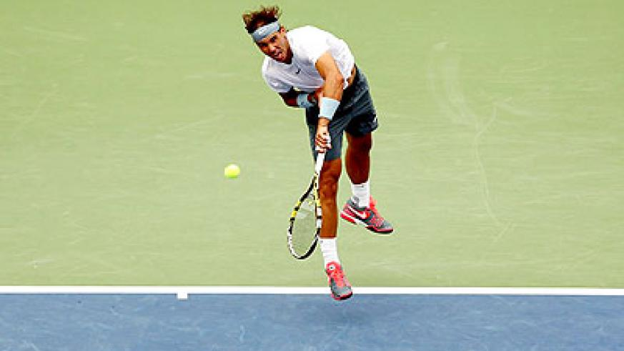 Nadal clinched his 16th hardcourt win in a row to secure his position as US Open favourite