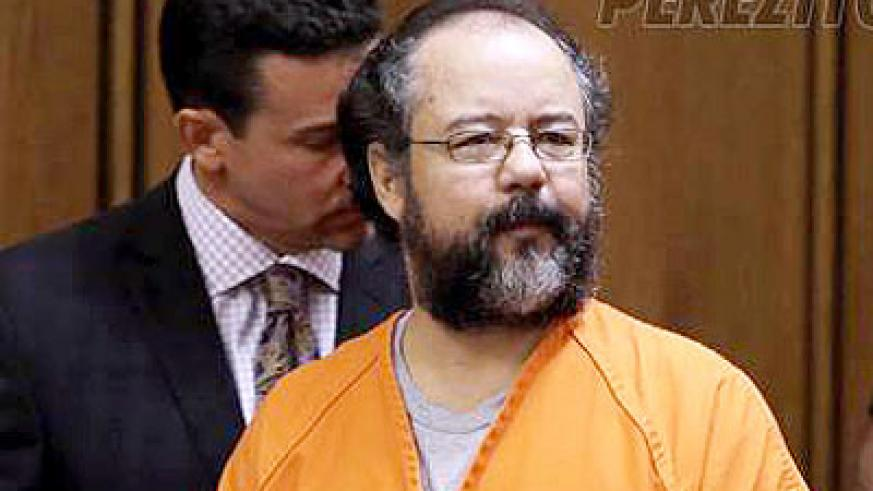 Ariel Castro was sentenced to life last month for holding three women captive and raping them for a decade. Net photo.