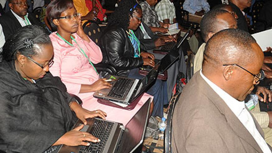 According to the Ministry of Youth and ICT, girls are encouraged to join the sector. This is done through awareness campaigns and changing their attitude towards technology career.....
