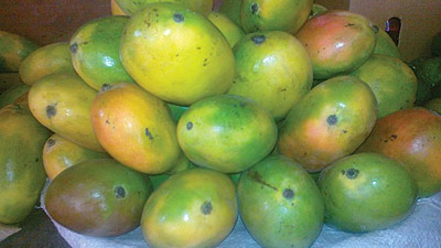 Low imports have led to a sharp increase in mango prices in Kigali. The New Times / Peterson Tumwebaze