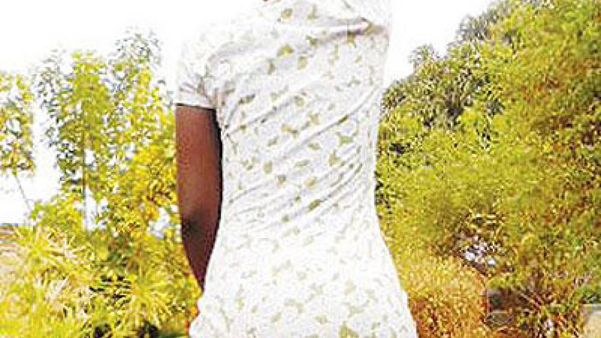 Desperation forced Uwimana to try out prostitution to earn a living. The New  Times / File.