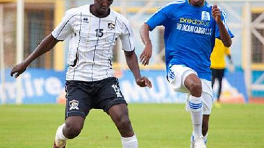The first Kigali derby between arhcrivals APR FC and Rayon Sports will be played on November 10 at Amahoro national stadium. Times Sport. / T. Kisambira