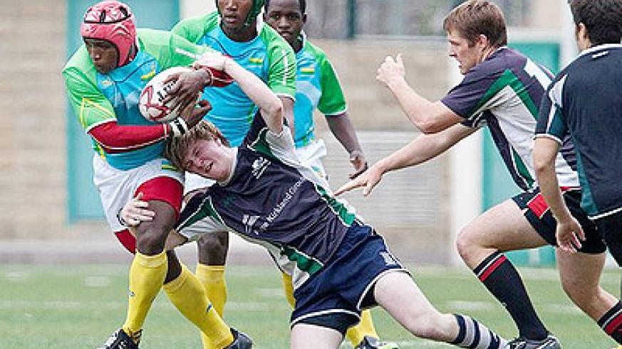 The Silverbacks, who are placed in Pool E, face South Africa's league side, Western Province in the first game. Saturday Sport/Courtesy.