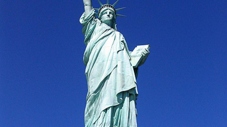 Statue of Liberty. The New  Times / File.