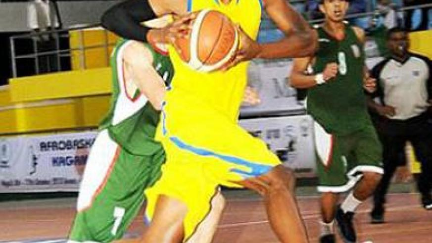 Lionnel Hakizimana scored 16 points as Espoir maintained their unbeaten run. Times Sport / File.