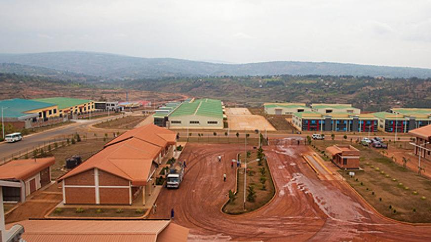 During the first phase, 14 industries are expected to relocate, while the second phase will see warehouse and garage operators shift to the zone. The New Times/ Timothy Kisambira.