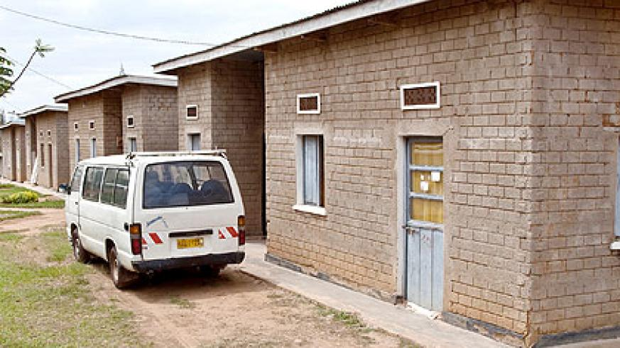 Batsinda estate in Kigali. Low cost housing remains a challenge in the city. The New Times/ File.